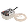 TAN SKIN TONE Kit de Maquiagem por Dinair PERSONAL PROAIRBRUSH Compressor Kit