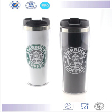 Vente chaude inox promotionnel Drinkware tasse de café Starbucks Mug