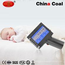 Manuelle tragbare Tintenstrahl-Stapelcodemarkierungsdrucker