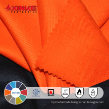 cotton fire retardant fabric for garment
