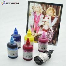 Tinta de la sublimación del tinte para las tazas