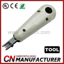 IBDN type Impact Punch Down Tool with close lock