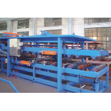 EPS foam block molding machine