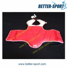 Protector del pecho de Taekwondo, protector del pecho