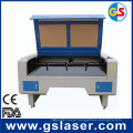 CCD Camera Laser Cutting Machine for Embroidery Badges by CE