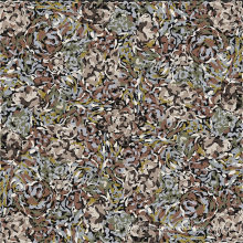 Wholesale 100% Printed Silk Chiffon Fabric for Lady Garment (TLD-0029)