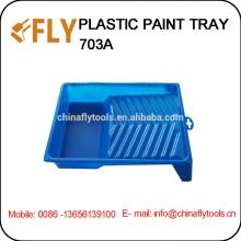 "7 ""-8"" Blue Plastik Farbschale"