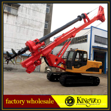China Cheap Drilling Depth 46m Small Rotary Drilling Rig