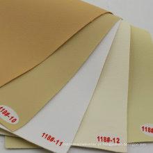 Tecido de estofos de couro alta scrachingfaux (118 #)