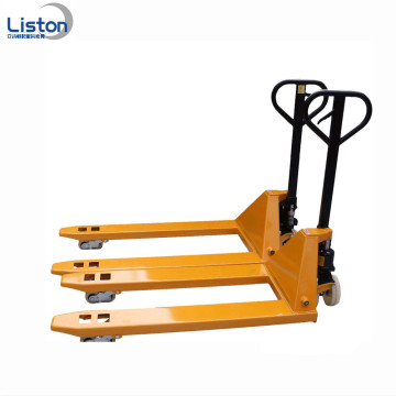 5Ton Narrow Pallet Pump Truck Hand Operated