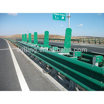 Hot Dip Galvanized Highway Guardrail