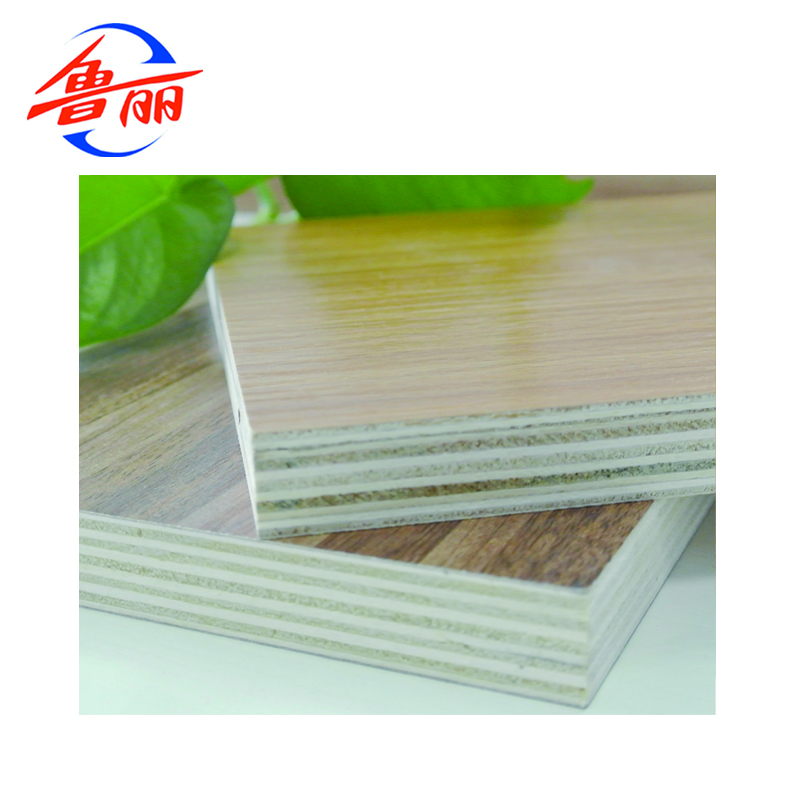 Melamine commercial Plywood
