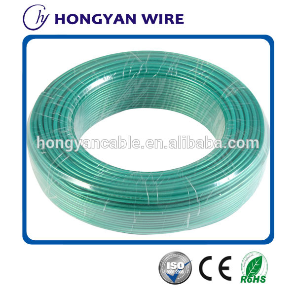 1.5mm 2.5mm 4mm house copper electrical wire China Manufacturer