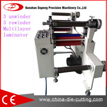 650L Auto Lamination & Collection Machine
