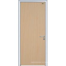 Porta De Entrada De Vidro Deslizante, Porta De Aço De Núcleo Sólido, Fabricantes De Portas De Madeira Maciça