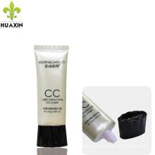 Embalaje cosmético del tubo cosmético de la crema del color del corrector del cc