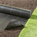 PP Woven Plastic Mesh Roll Weed Control Mat