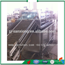 China High Pressure Fruit Washing Machine