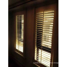 Basswood Real Wooden Shutters (SGD-S-5011)
