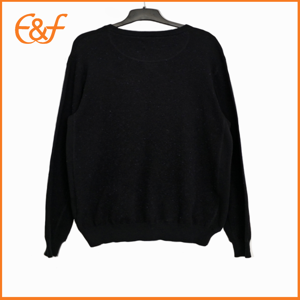 Neps Yarn Knitted Jumpers Sweater