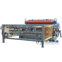 Pagar Besi Net Wire Mesh Panel Machine