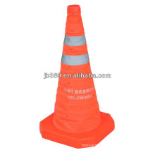 Manufacture of collapsible ,folding,retracable traffic cone