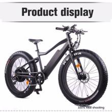 Motorlife 1000 w de longo alcance gordo bicicleta elétrica / cruzadores spacial / best seller em 2017 / bicicleta de neve elétrica 27 velocidade