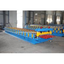 Galvanized Steel Roof Panel Cold Forming Machine