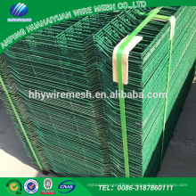 Steel highway welded mesh fence from alibaba china market