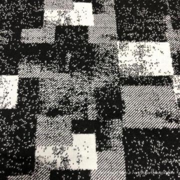 Tissu de vêtement tricoté jacquard