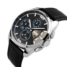 Skmei 9106 relojes para hombres business man quartz watch
