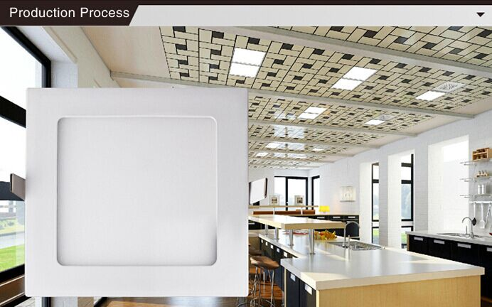 Aluminum Round Panel Ligths, led flat panel light