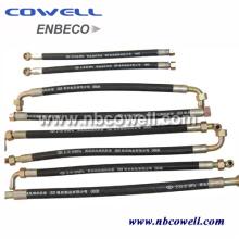 Controlador de temperatura del molde Tubo de aceite hidráulico
