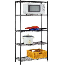 Adjustable Home Metal Metro Wire Rack (LD9045180A5E)