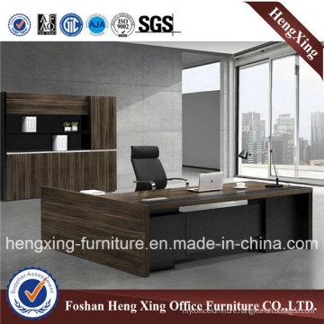 High End Luxury L Shape Modern Office Furniture (HX-5N107)