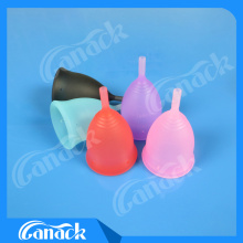 2017 Hot New Products Lady Menstrual Cup com Ce & ISO