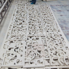 MDF carved screen