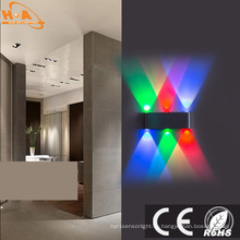 Оптовая Новинка освещение RGB светодиодные стены свет лампы