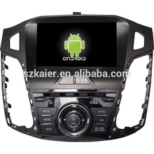 Dual core Android 4.2 multimedia central del coche para Ford 2012 Focus con GPS / Bluetooth / TV / 3G