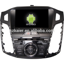 Dual core Android 4.2 car central multimedia for Ford 2012 Focus with GPS/Bluetooth/TV/3G