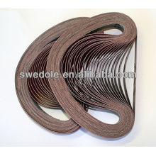 Cintas de lijado SATC - 3M para pulido de madera