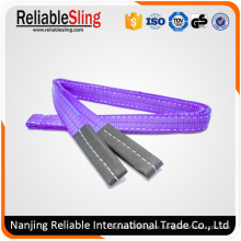 Factory Made Eye und Eye Flat Gurtband Sling mit Ce ISO