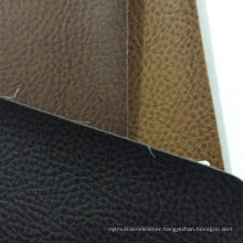 Semi PU Leather for Sofa Furniture