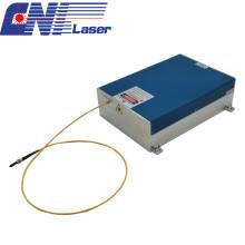 Пикосекундный и наносекундный лазер с зеленым волокном, 515/532/535 нм