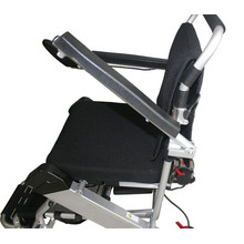 Foldable fácil pessoas deficientes uso poder cadeira de rodas