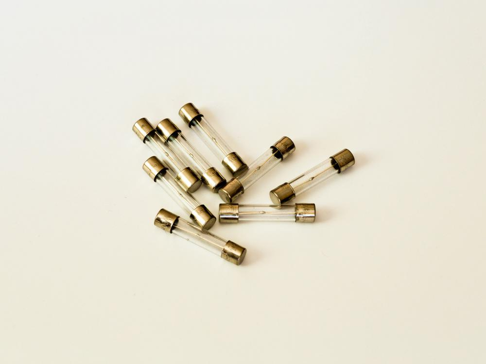 Glass Fuse Fast-acting/Time-lag 6 X 30 mm