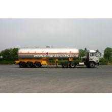 Carbon Steel Lpg Liquefied Petroleum Gas Tanker Truck 3x13t Fuwa Axles 583000l