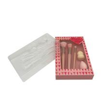 Kosmetische durchsichtige Plastikblister-Verpackungsschale