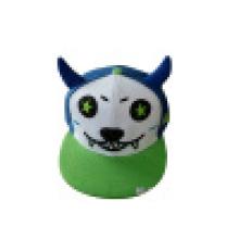 Gorra de béisbol para niños con apliques (KS37)