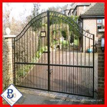 Puertas de acero inoxidable